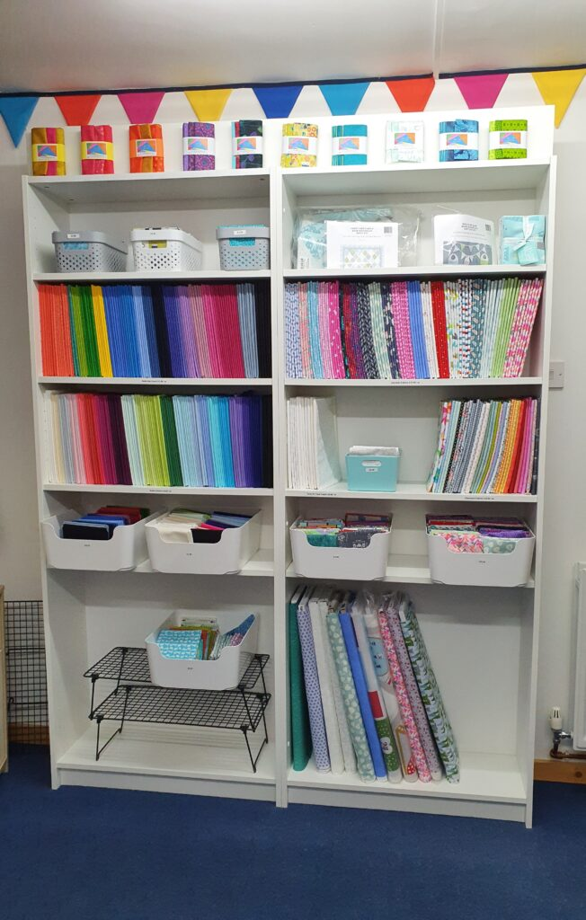 Bright Quilting Shop