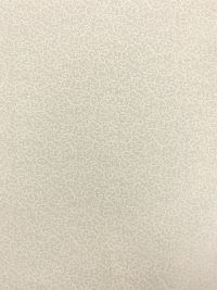 Craft Cotton Scroll Ivory on Ivory Fabric, Bright Quilting