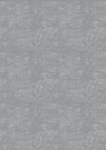 Lewis and Irene City Nights Pavement Metallic Silver Fabric Bright Quilting