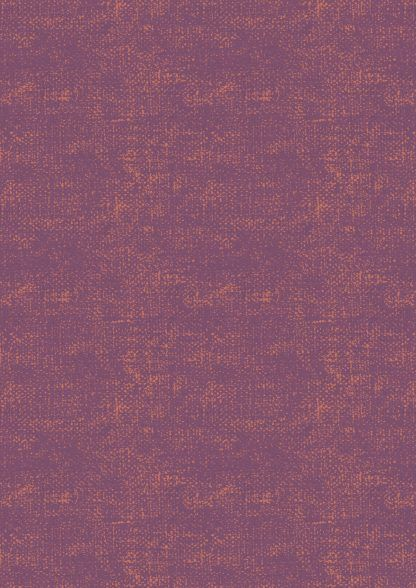 Lewis and Irene City Nights Pavement Copper on Maroon Fabric Bright Quilting