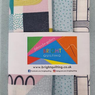 Lewis and Irene Forme Fat Quarter Bundle 1 Bright Quilting
