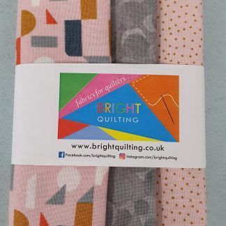 Lewis and Irene Forme Fat Quarter Bundle 4 Bright Quilting