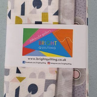 Lewis and Irene Forme Fat Quarter Bundle 6 Bright Quilting