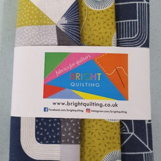 Lewis and Irene Forme Fat Quarter Bundle 5 Bright Quilting