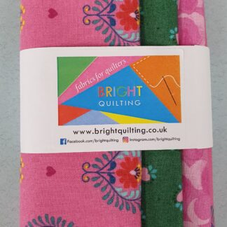 Lewis and Irene Maya Fat Quarter Bundle 1 Bright Quilting