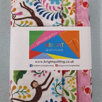 Lewis and Irene Maya Fat Quarter Bundle 2 Bright Quilting