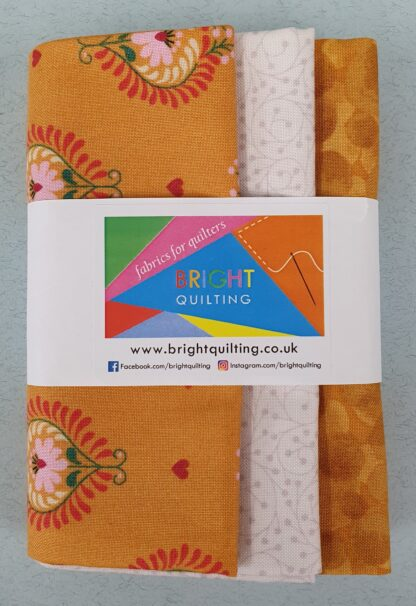 Lewis and Irene Maya Fat Quarter Bundle 3 Bright Quilting