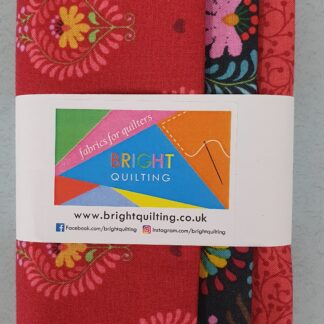 Lewis and Irene Maya Fat Quarter Bundle 4 Bright Quilting