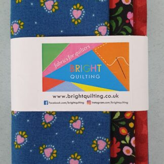 Lewis and Irene Maya Fat Quarter Bundle 5 Bright Quilting