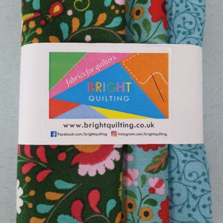Lewis and Irene Maya Fat Quarter Bundle 6 Bright Quilting