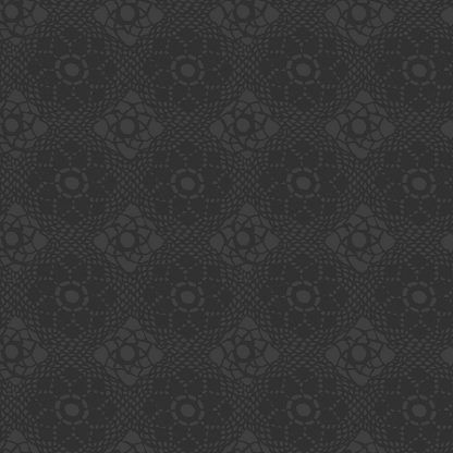 Alison Glass Sunprints 2021 fabrics Crochet Darkness Black fabric Bright Quilting
