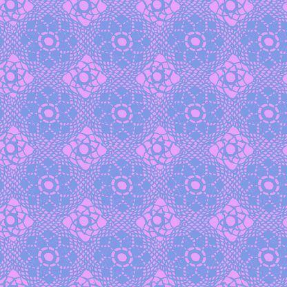 Alison Glass Sunprints 2021 fabrics Crochet Opal Purple and pink fabric Bright Quilting