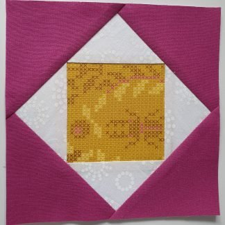 Beginners Foundation Paper Piecing Class Bright Quilting