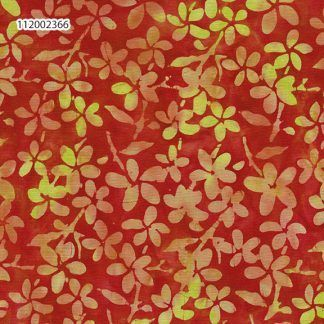 Island Batiks in Yellow and Orange Bright Quilting