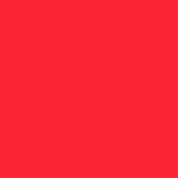 Makower Spectrum Solid Poppy Bright Quilting