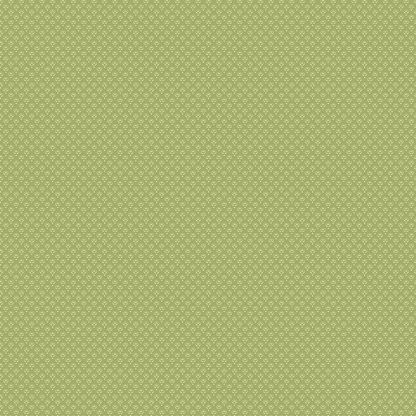 Andover Tonal Ditzy Forest Light Olive Green Background with Off White Ditzy pattern Bright Quilting