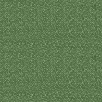Andover Tonal Ditzy Forest Mid Green Background with Pale Green Ditzy pattern Bright Quilting